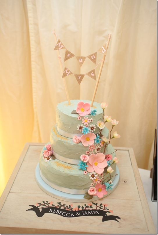 The Wedding Diaries: The Cake | QueenBeady